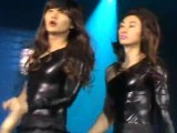 SM Town Paris --- Intro + Sorry Sorry Answer (Kyuhyun, Ryeowook, Yesung) + Poker Face, Single Ladies, Crazy in Love (Eunhyuk, Heechul, Leeteuk, Shindong)