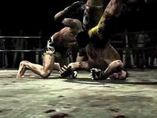 Killer Move de Supremacy MMA