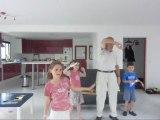 Danse avec Armelles's enfants