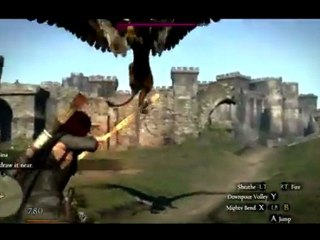 Gameplay de Dragon's Dogma