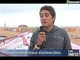 CHAMPIONNAT FRANCE EXTREME GLISSE OUISTREHAM