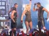 Britney Spears Femme Fatale tour with Nicki Minaj