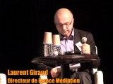 Mieux vivre ensemble à l'école : témoignage de Laurent Giraud, directeur de France Médiation