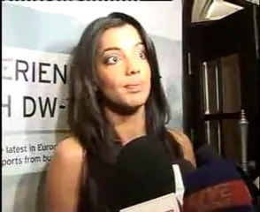 Mugdha Godse launches DW Tv Asia