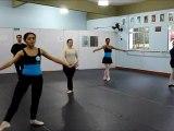 Brésil: des danseuses aveugles dans un ballet classique