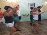 www.dansacuba.com  cours de reggaeton stage carnaval de santiago2011