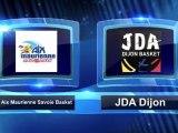 1er match amical Aix Maurienne Savoie Basket vs JDA Dijon