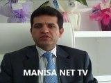 MANİSA NET TV EDİTÖRÜ HAKAN ÖZEN BASIN İLAN KURUMU MANİSA İL MÜDÜRÜ KENAN TOKGÖZ'Ü MAKAMINDA ZİYARET ETTİ