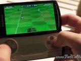 Demo gameplay FIFA 10 su Sony Ericsson Xperia Play