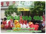 Dịch vụ cho thuê trống hội, dịch vụ tho thuê múa lân LH 0982 170 586