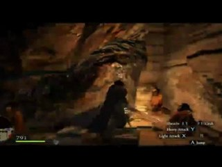 GamesCom présentation de Dragon's Dogma