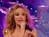 Kylie Minogue performing  Better Than Today live  at Jool's Holland 2010