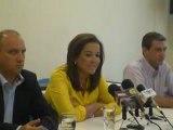 """""""Η Ελλάδα πρέπει να αλλάξει προς όφελος των πολιτών"""" δήλωσε η Ντόρα Μπακογιάννη κατά την επίσκεψή της στην Κοζάνη"""