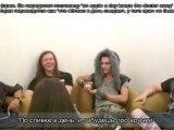 2011.06.03 - Tokio Hotel - Billboard Interview, Moscow, Russia - Russan Subtitles [THNews_Ru]