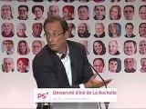 Croissance durable, croissance partagée : François Hollande