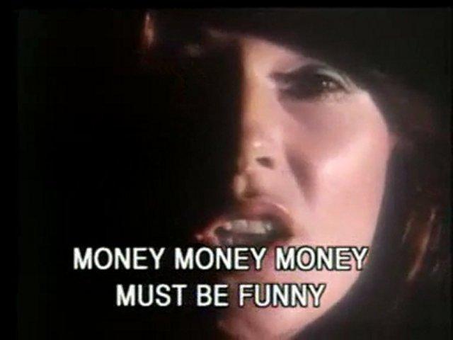 ABBA – Money Money Money karaoke video