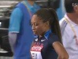 400m women heats heat 1 IAAF World Championships Daegu 2011 - YouTube