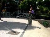5 Days At Barcelona - Alexis Trancart Skateboarding 2011