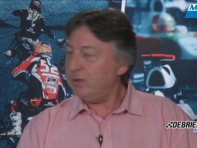 Debriefing MotoGP 2011 Misano