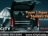 Cadillac SRX Long Island from City Cadillac Buick GMC - YouTube