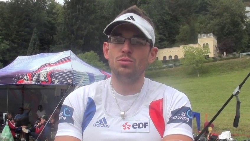 Championnat du Monde 2011 - Jour 1