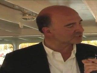 Pierre Moscovici - La Jeunesse