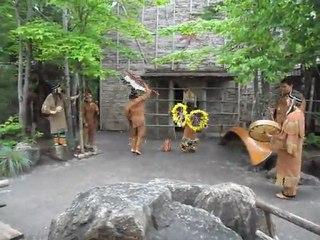 Wendake - Danse de bienvenue