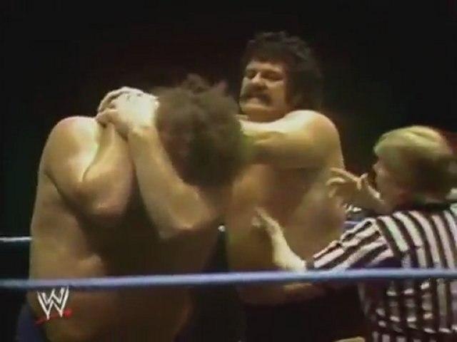 Andre The Giant VS Blackjack Mulligan
