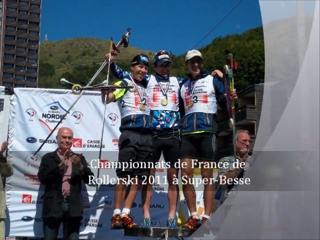 Championnat de France de Rollerski 2011 Super Besse