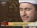 Recep A.Gündüz Sûreya Duhan Remezanê 2011 TRT 6