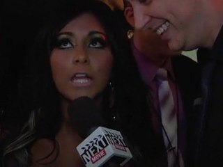 VMA Exclusive: Snooki-- What's Your Favorite Movie?