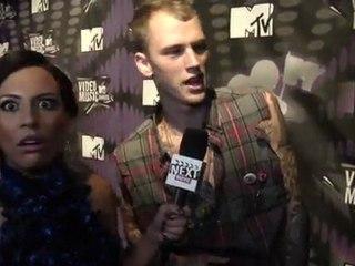 On the VMA Carpet: Machine Gun Kelly Loves Tarzan Soundtrack, Disney Music