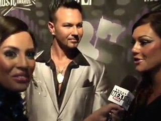 On the VMA Carpet: JWoWW talks favorite soundtrack and ideal biopic