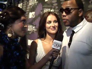 On the VMA Carpet: Flo Rida's Favorite Musician-Turned-Actor?