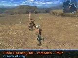 Final Fantasy 12 Les Combats