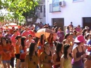 Concentración de Peñas, Fiestas 2011