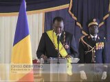 DISCOURS - Idriss DEBY ITNO - Tchad - partie 1
