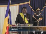 DISCOURS - Idriss DEBY ITNO - Tchad - partie 2