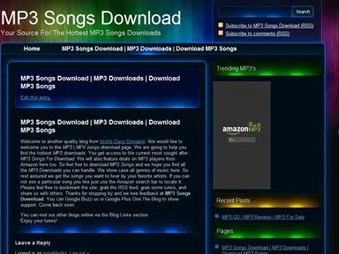 MP3 Songs Download | MP3 Downloads | Download MP3 Songs | Latest MP3 Songs