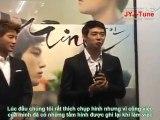 [Vietsub - JYJtune]110812 SSTV - Junsu and Yoochun – JYJ Photo Exhibition MINE