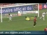 Caen battu de peu par Rennes (Foot L1)