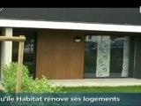 Presqu'île Habitat rénove ses logements (Cherbourg)