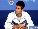 Djokovic - Ich will noch mehr erreichen