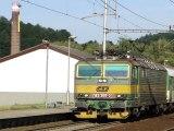 Lokomotiva 163 255-3 - Ústí nad Orlicí město, 30.8.2011 HD