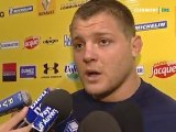 Rugby : ASM Clermont - Lyon (22-13)