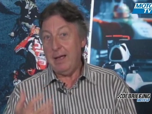 Debriefing MotoGP 2011 Etats-Unis