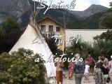 Le Tipi à histoires du festival de l'echo des mots 2011