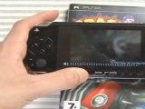 Présentation de la PSP (Playstation Portable - Sony)