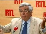 Jean-Pierre Chevènement, sénateur du Territoire de Belfort, président d'honneur du Mouvement républicain et citoyen (MRC), invité de RTL (31 août 2011)