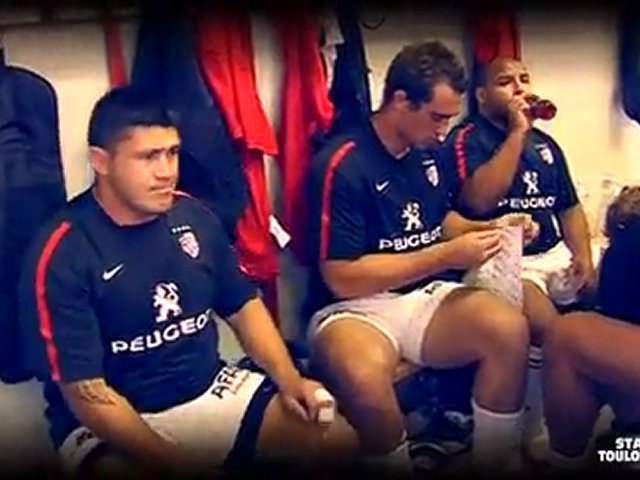 COULISSES Stade Toulousain - Northampton